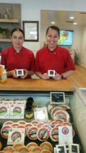 Marin Cheese Factory now carrying truffles by Eva's Delights